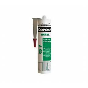 Герметик акриловий Ceresit CS7 280 мл