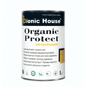 Organic protect oil